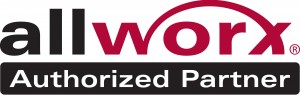 Allworx authorized partner logo